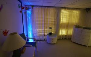 Sound meditation room
